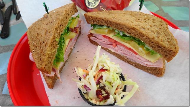 Black Forest Hambone Sandwich