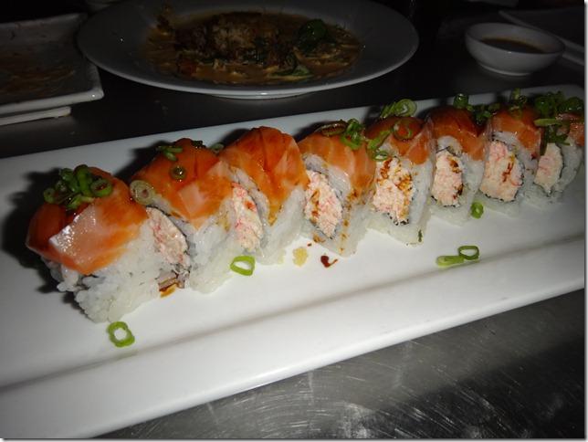 Alaskan Crunch Roll