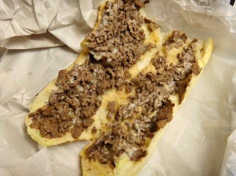 Capriotti's Philly Cheese Steak Sandwich 1