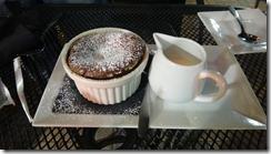 Chocolate Orange Molten Cake 4