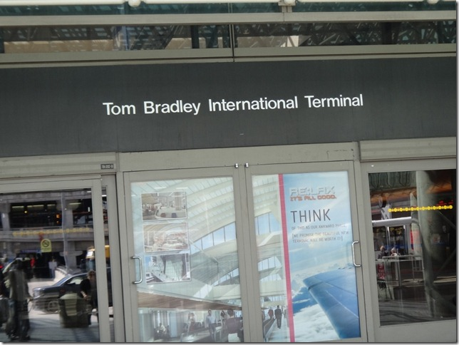 Tom Bradley International Terminal LAX