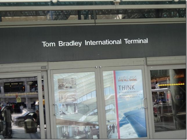 Tom Bradley International Terminal LAX