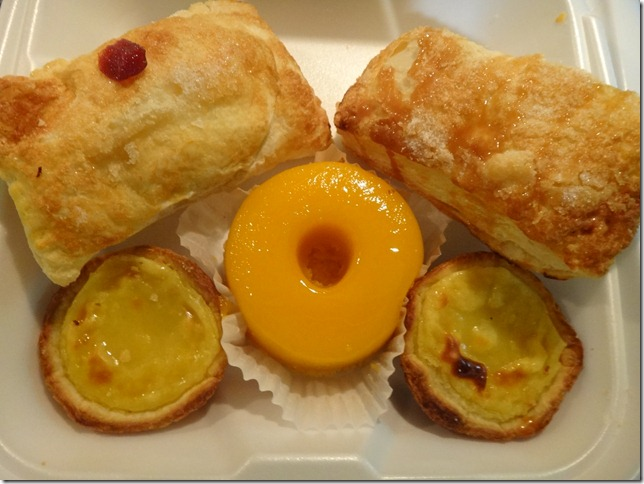 Assorted Pastry