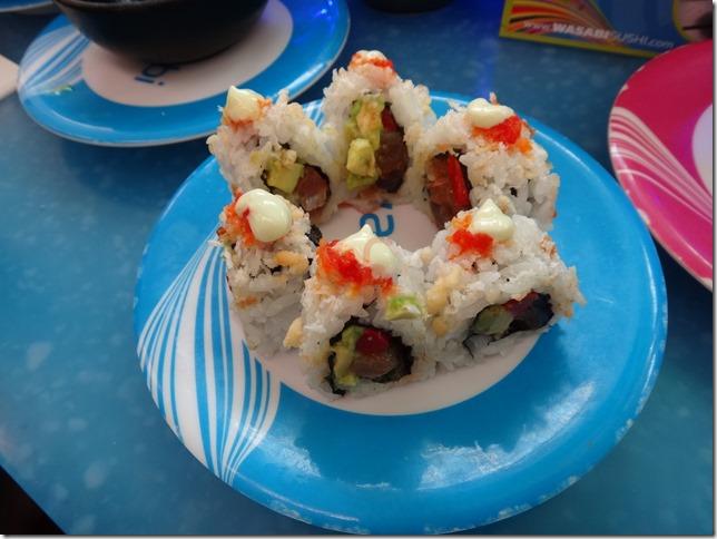 Baja Tuna Roll
