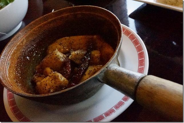 Cá Kho Tô - Salted fish in Clay Pot.