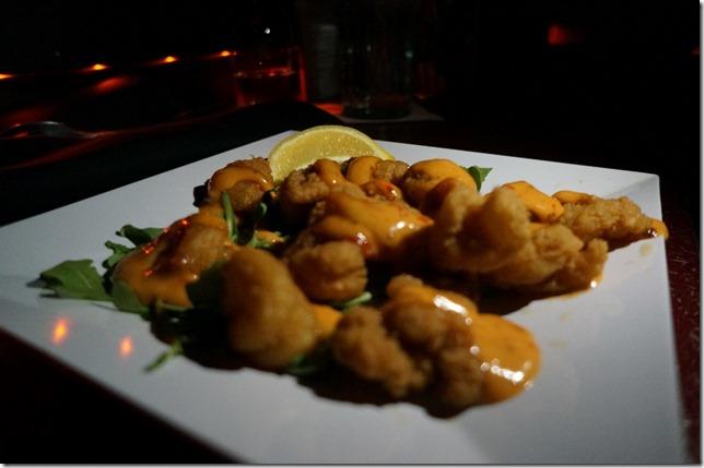 Thai Bang Shrimp