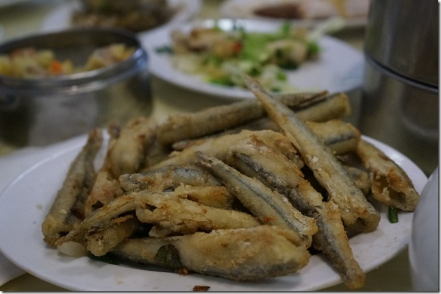 Deep Fried Smelt
