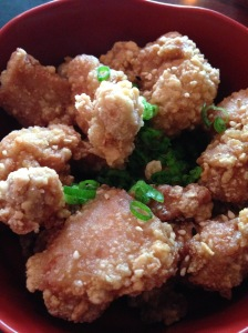 Bonsai Popcorn Chicken